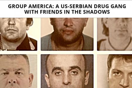OCCRP: Grupi Amerika, një bandë droge me miq në hije